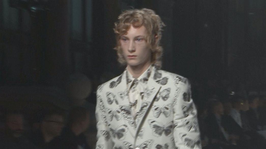 Primeros desfiles de moda del año en la London Collections Men