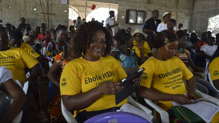 Ebola hits affected countries in the pockets