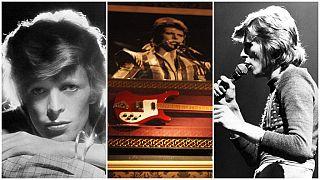 David Bowie venait de sortir un dernier album