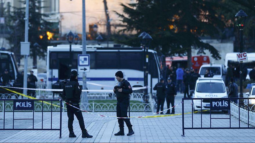 Attentat suicide à Istanbul : onze morts et quatorze blessés