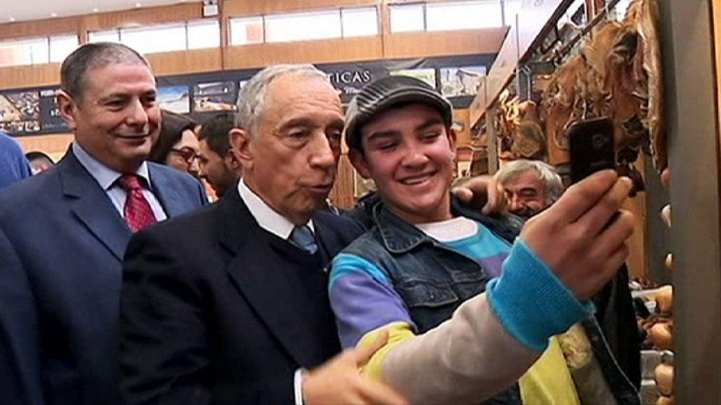 A corrida presidencial em Portugal
