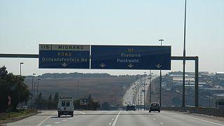 1.755 morts sur les routes sud-africaines en fin d'année