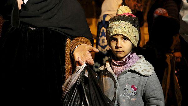 الصليب الأحمر الدولي يحاول إجلاء 400 شخص مهددين بالموت جوعا في مضايا