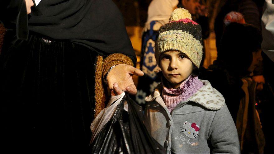 Síria: Habitantes de Madaya morrem de fome