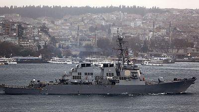 Iran bringt zwei US-Marineboote im Persischen Golf auf