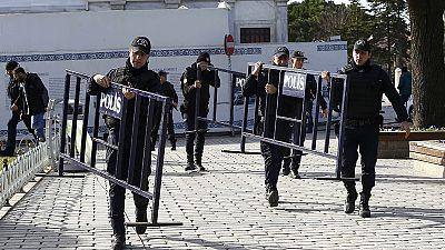Turkey on high alert following suicide blast in Istanbul
