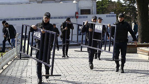 Turquía culpa al grupo Estado Islámico del atentado en el centro histórico de Estambul