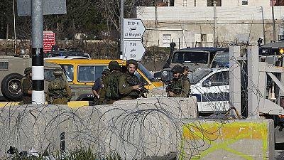 Israelische Soldaten erschießen drei Palästinenser
