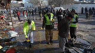 Pakistan: Blast leaves at least 14 dead near a polio center