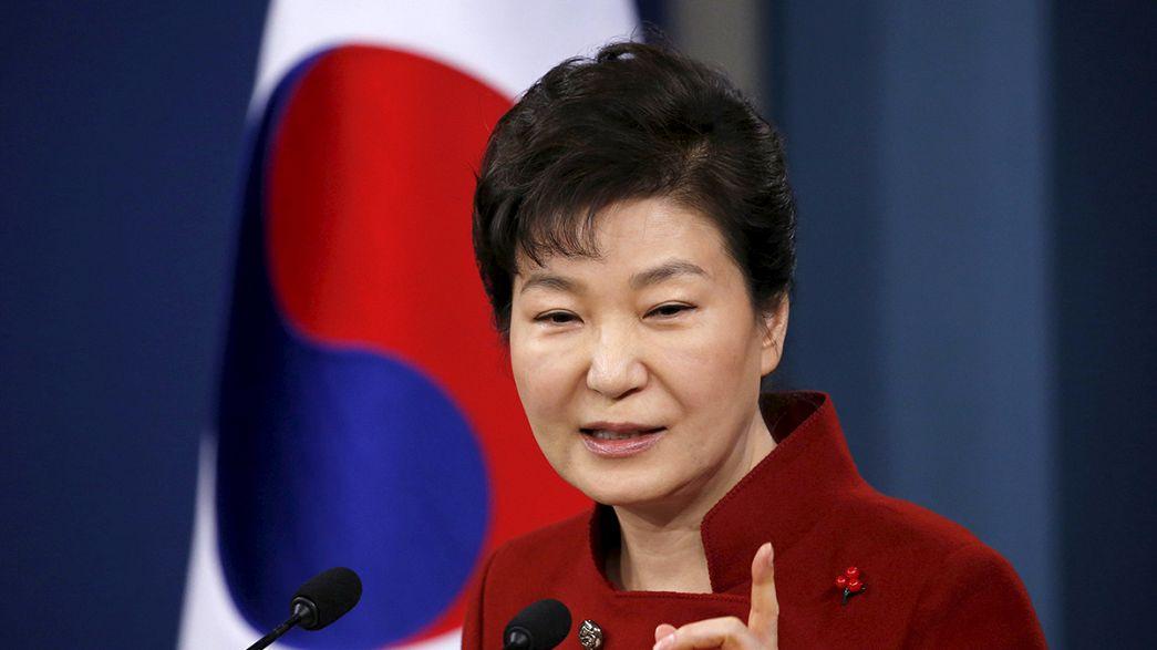 Corea del Sur pide mayor firmeza a China para frenar a Corea del Norte