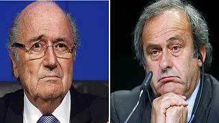 Adjudicatory Chamber finds no graft evidence on Blatter, Platini charges