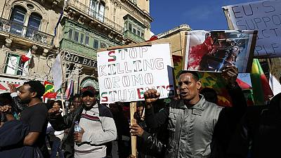Ethiopia rejects Oromo protesters death toll figures