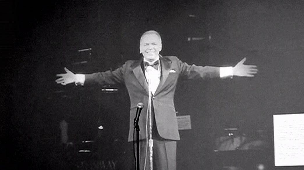 Primera gran exposición sobre Sinatra en el Grammy Museum de Los Ángeles