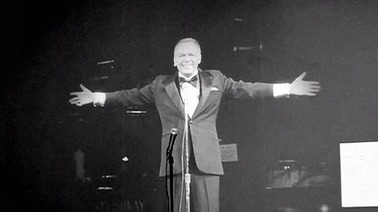 Exhibition traces of the life of an American icon: Frank Sinatra