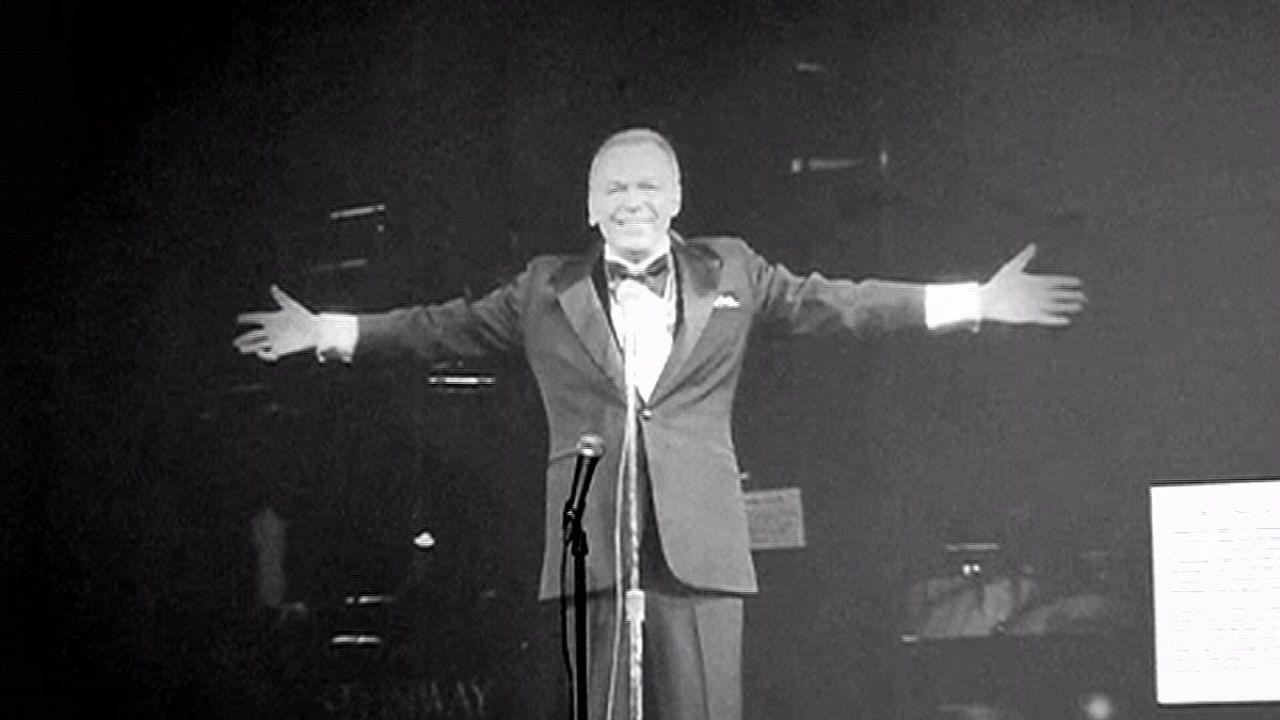 Des archives familiales de Frank Sinatra exposées à Los Angeles
