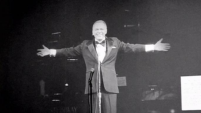 Frank Sinatra'nın özel eşyaları bu sergide