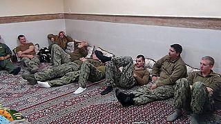 Szabadon engedte Irán a tíz elfogott amerikai haditengerészt