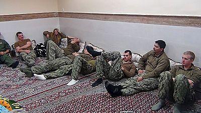Iran lässt zehn US-Soldaten wieder frei