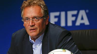 FIFA sacks Secretary General Jerome Valcke over corruption charges