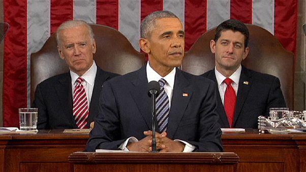 Obama rivendica i risultati ottenuti e lancia nuove sfide. Nel suo ultimo discorso sullo stato dell'Unione chiede coesione e critica chi semina odio.