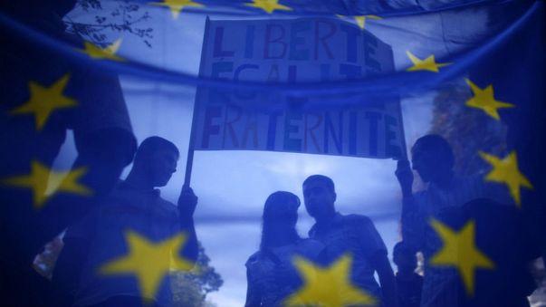 Wirtschaft: Was kommt 2016 auf die EU zu?