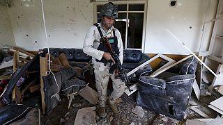 حمله به کنسولگری پاکستان در جلال آباد افغانستان