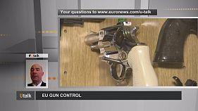 Le contrôle des armes à feu dans l'Union européenne