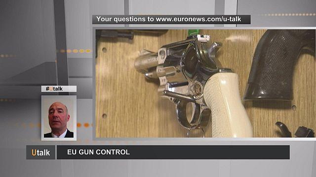 Owning a gun in the EU