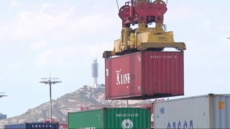 Chine : contraction du commerce extérieur en 2015