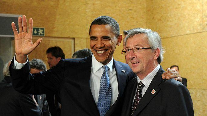 Discours sur l'état de l'Union : les différences entre Obama et Juncker