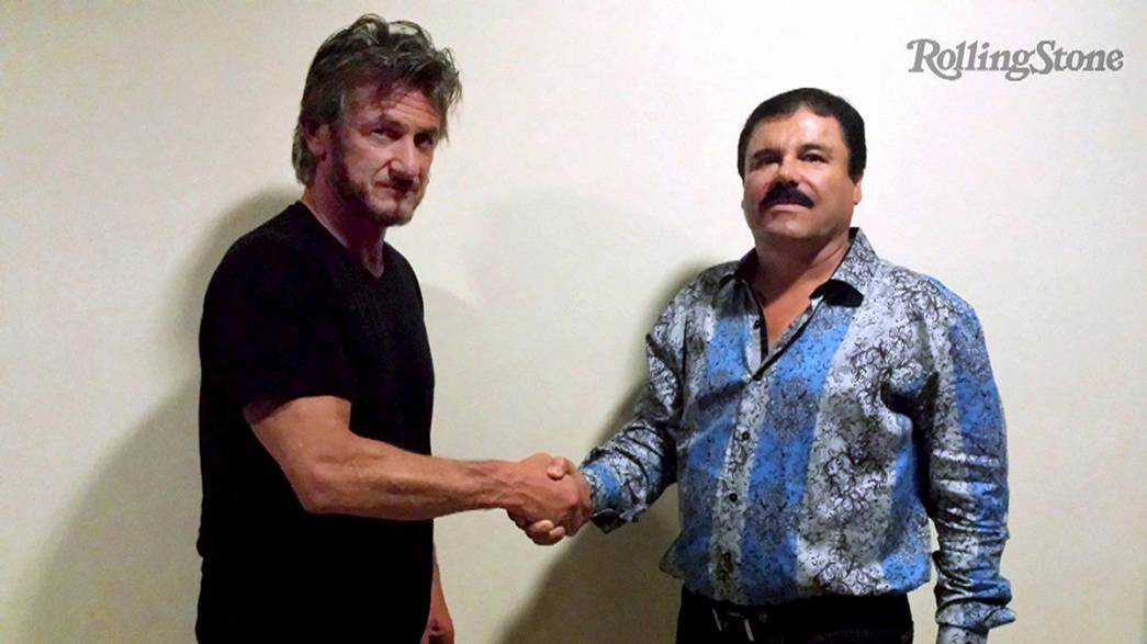 Convict chic? US store bids to cash-in on El Chapo's shirt fashion