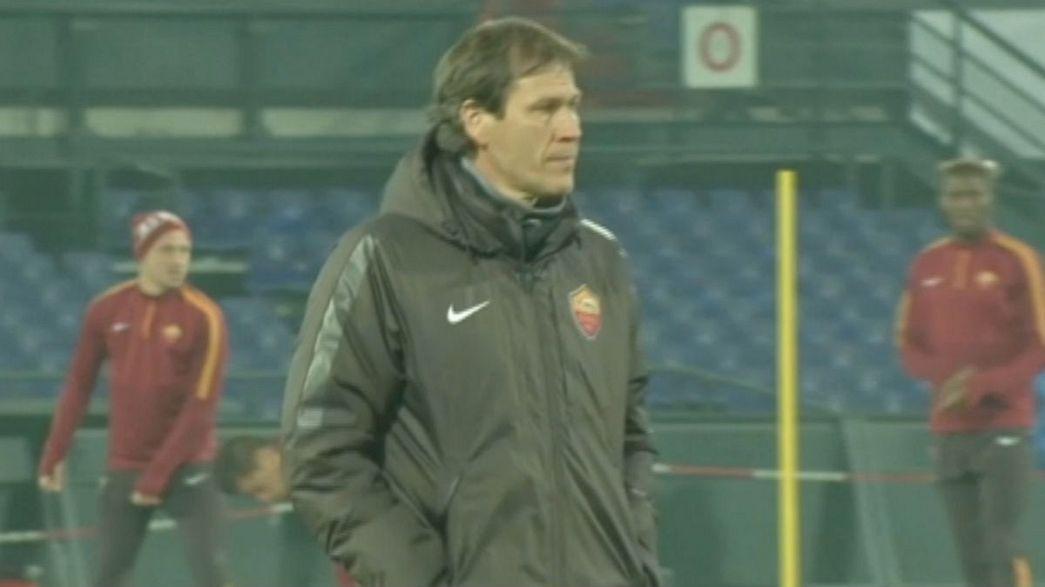 AS Rom trennt sich von Trainer Rudi Garcia