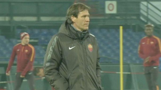 """La Roma dit """"ciao"""" à Rudi Garcia"""