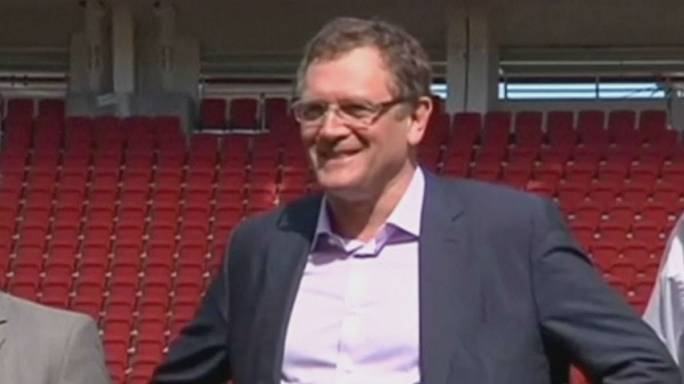 FIFA sack secretary general Jerome Valcke
