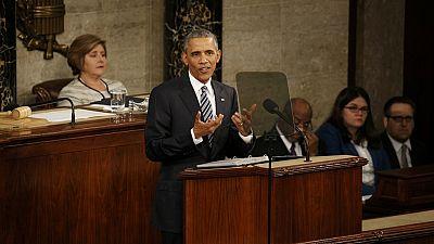 Etats-Unis : dernier discours de Barack Obama sur l'état de l'Union