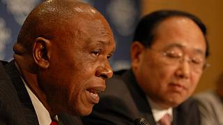 FIFA candidate Sexwale defends Blatter