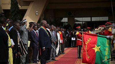 Le président Kaboré se réserve le ministère de la Défense dans son premier gouvernement