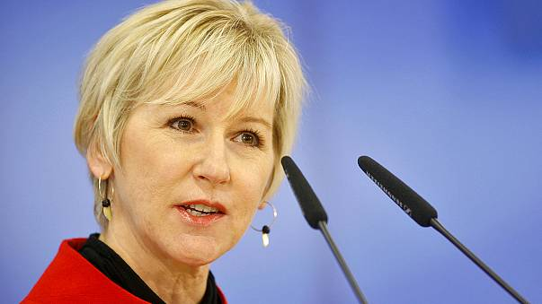 وزيرة الشؤون الخارجية السويدية ممنوعة من دخول إسرائيل