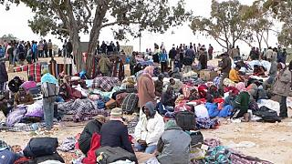 Libya: Benghazi's displaced families appeal for assistance