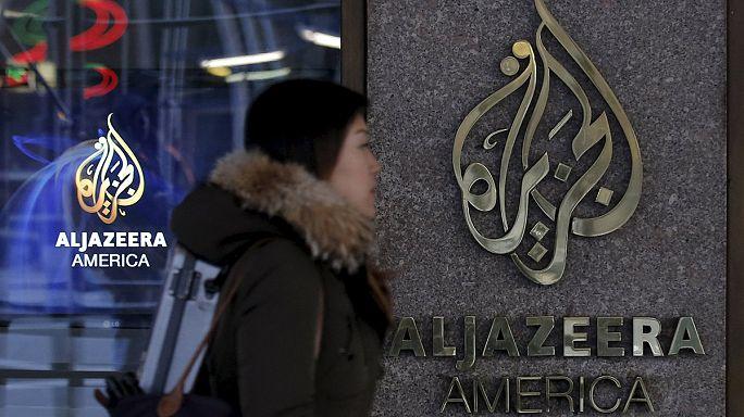 """نهاية البث لقناة """"الجزيرة أمريكا"""""""