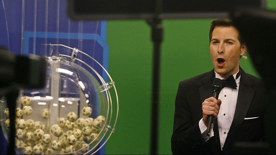 Lottery fever hits the US as three winners share $1.6 billion jackpot