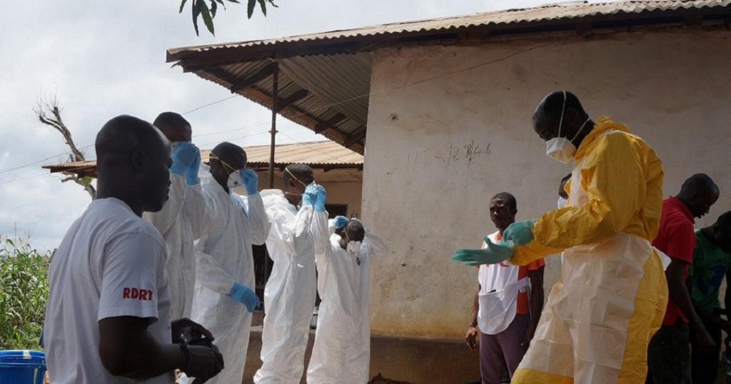 significant health care event ebola outbreak essay