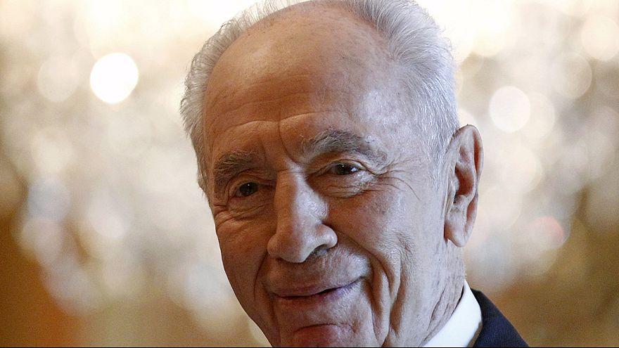 İsrailli eski lider Şimon Peres hastaneye kaldırıldı