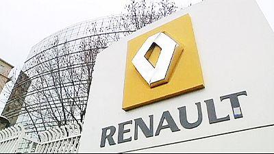 Renault suspeita de fraude e a sofrer fortes perdas na bolsa de Paris
