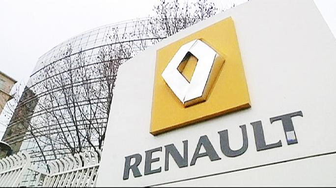 Renault shares plummet 20 percent after police raids
