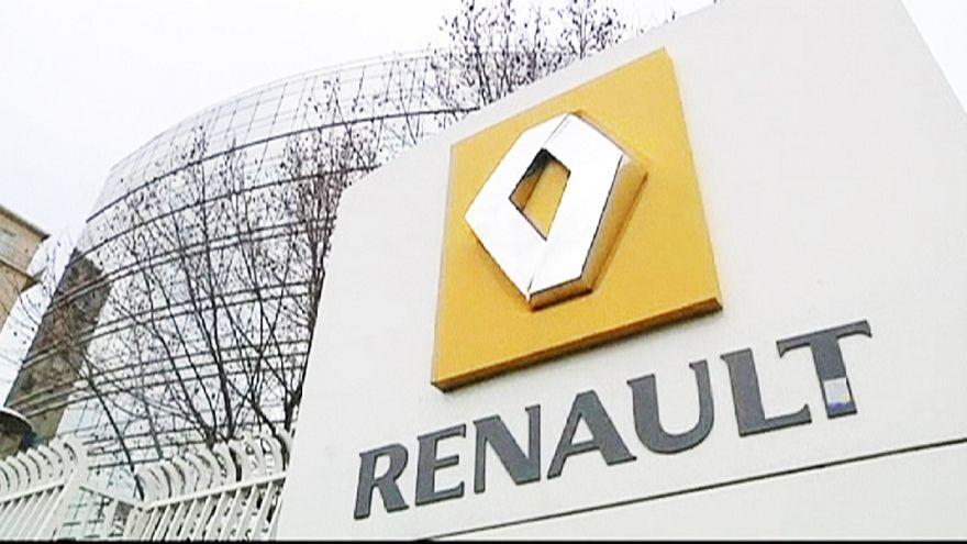 Renault hisseleri emisyon şüphesiyle yüzde 20 değer kaybetti