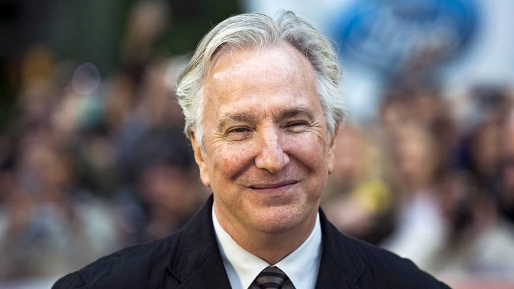 """Cinema: morto Alan Rickman, il """"Professor Piton"""" di Harry Potter"""