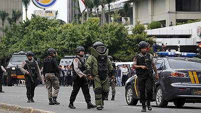 Indonesian president: let's not be cowed by attacks