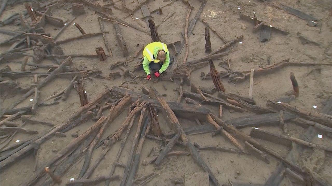 """Das """"britische Pompeji"""" aus der Bronzezeit"""