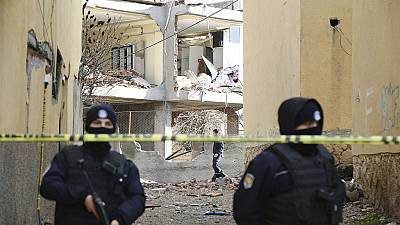 Turkey: 5 killed in attack on police station